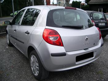 Option clio 3 expression